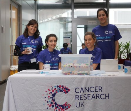 Revealing Research - a Supporters' Day for the CRUK Imperial Centre