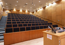 Work begins on transformative renovations to lecture theatres