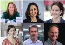 Academy of Medical Sciences elects six new Fellows from Imperial College London