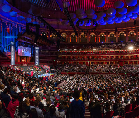 Postgraduate Graduation Ceremony – Surgery and Cancer's class of 2019