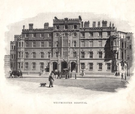 In pictures: 300 years of history at Westminster Hospital