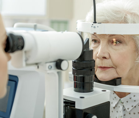 Sight loss in focus, and awarding women in science: News from the College