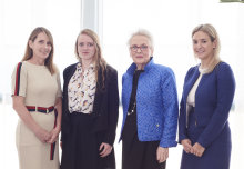 Supporting women in Metals & Energy Finance