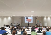 CNRS-Imperial UMI Workshop and Public Lecture showcases exciting mathematics