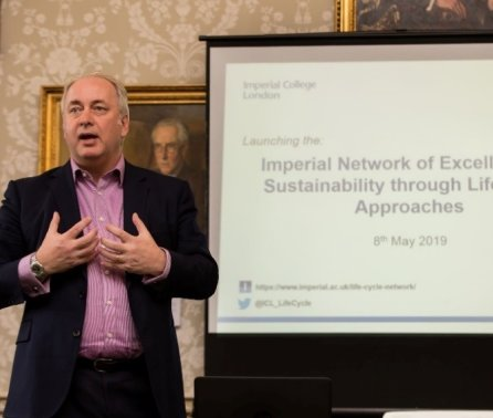 Network of Excellence in Sustainability through Life Cycle Approaches launches