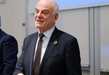 Dr David Nabarro appointed as IGHI co-director