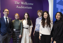 Future neuroscientists join forces at Crick Partnership student conference