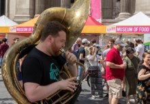 Sounds of the Great Exhibition Road Festival 2019