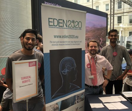 EDEN2020 at The Great Exhibition Road Festival 2019