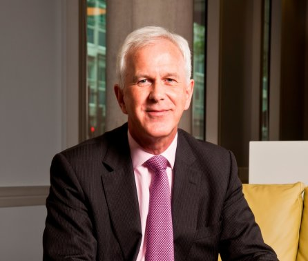 Global challenges 'won't be solved in silos' - Council Chair Sir Philip Dilley