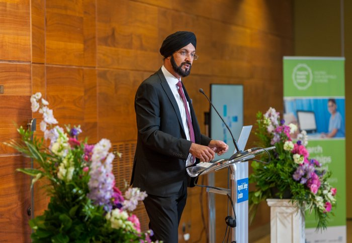 Professor Waljit Dhillo, champion of the scheme and NIHR Professor in Endocrinology and Metabolism at Imperial College London