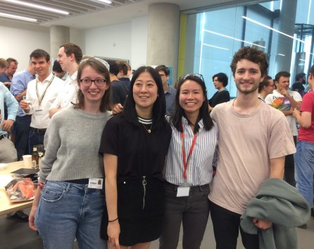 Prize-winning performances for Vilar group at Chemistry PG Symposium