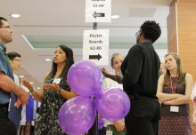 PhD students put creativity on show at annual summer showcase