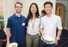 International students gather at Imperial for summer of research