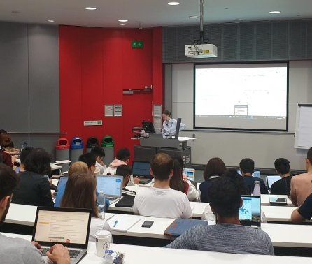 Machine Learning and Applied Statistics Summer School successfully organised