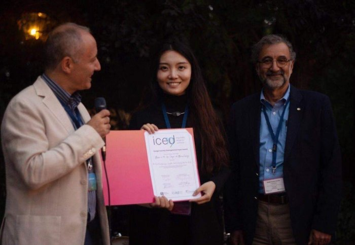 International Conference Engineering Design Iced 2019 Distinguished Paper Award Imperial News Imperial College London