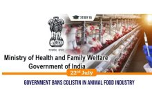 Indian Colistin ban in animal welfare major step in fight against AMR