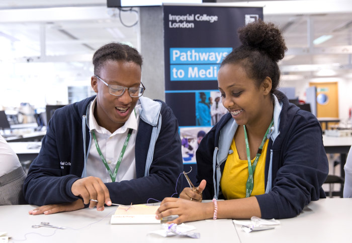 Imperial to widen access and increase diversity as ambitious plans launched   Imperial News   Imperial College London