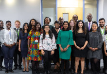 BAME talent shines as staff complete development programme
