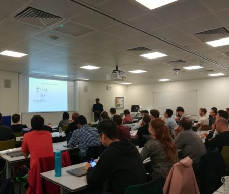 Multi-armed bandit workshop at Imperial College