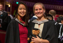 Imperial celebrates its latest graduates at Commemoration Day 2019