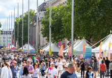 Exhibition Road art and science festival opens call for Imperial proposals