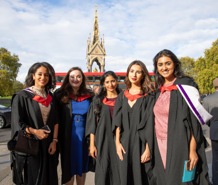 Faculty of Medicine celebrates its latest graduates at Commemoration Day 2019