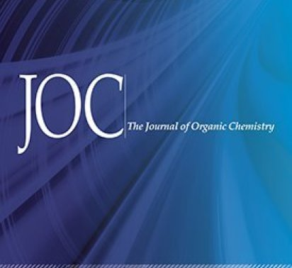 Oct 2019 - Article in J. Org. Chem. Published