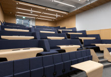 Lecture theatre transformation enables diverse forms of teaching at Imperial