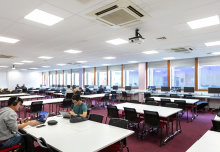 Renovation project transforms College teaching and study spaces