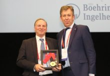 Professor Ian Adcock awarded Gold Medal by the European Respiratory Society