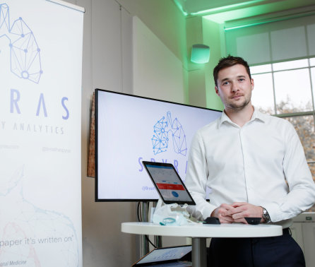 Imperial graduate named UK's most promising young engineering entrepreneur