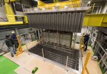 Imperial among UK institutions building parts for new £30m neutrino detector