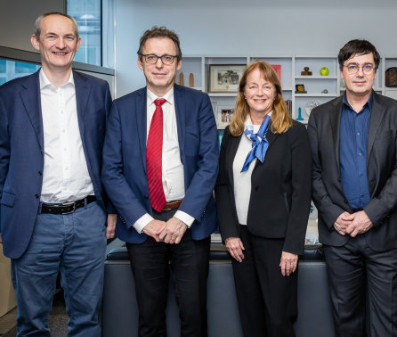 Imperial and France's CNRS launch PhD joint programme in Mathematical Sciences