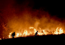 Climate change increases the risk of wildfires confirms new review