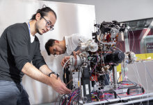 Imperial in programme to push step change in UK quantum technology sector