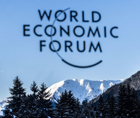 Biosensors, data privacy and manufacturing research highlighted at Davos