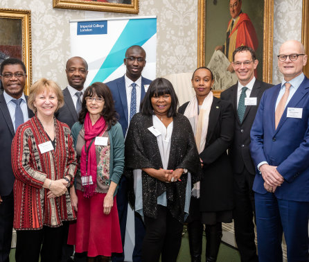 Imperial and AIMS launch partnership to train future African science leaders