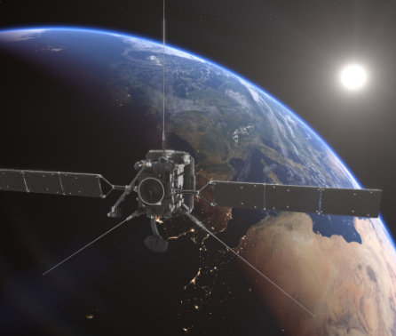 First science data from Solar Orbiter shows Imperial instrument working well