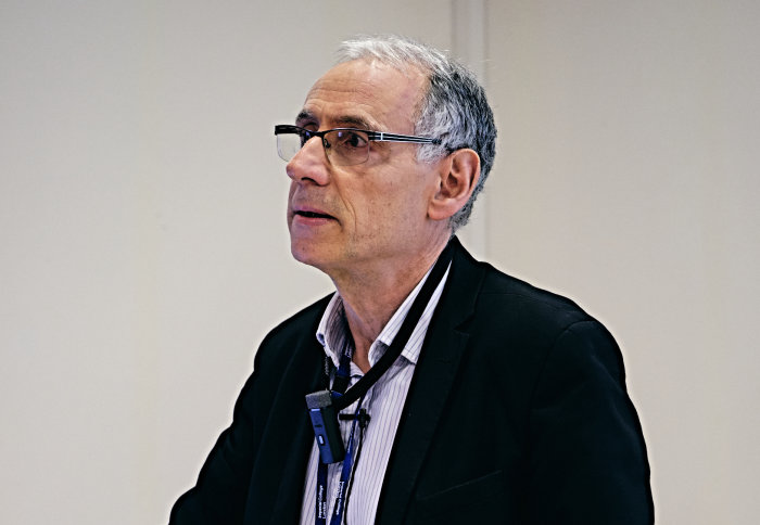 Professor Paul Elliott