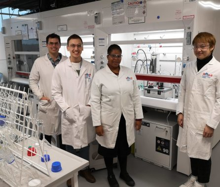 New collaboration to support essential medication manufacture in South Africa