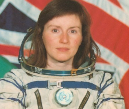 Britain's first astronaut shares her thoughts on confinement and isolation
