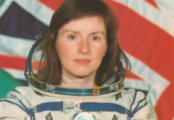 Britain's first astronaut shares her thoughts on confinement and isolation  | Imperial News | Imperial College London