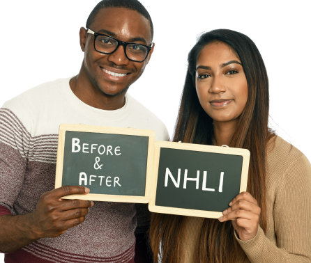 NHLI postgraduate life - Before and After