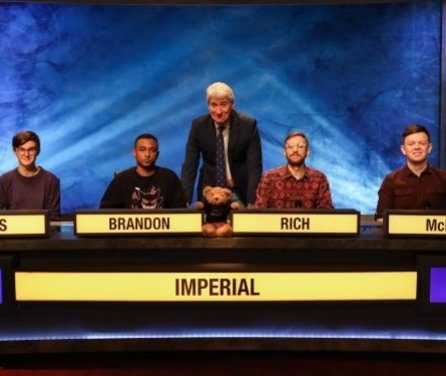 Imperial wins University Challenge