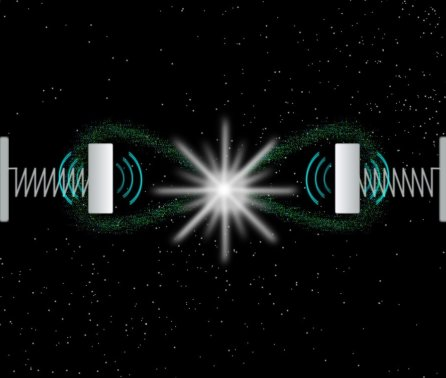 How to entangle massive objects with short pulses of light