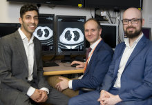 AI being developed to help cancer patients during the COVID-19 pandemic