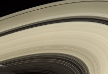 Saturn's rings and battery startup funding: News from the College