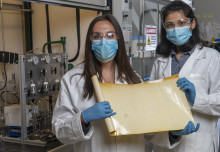 New membrane could cut emissions and energy use in oil refining