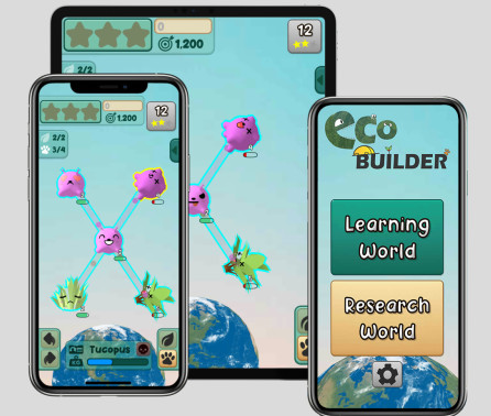 New smartphone game lets you solve real-world ecological puzzles